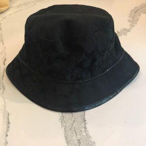 Coach waterproof hat